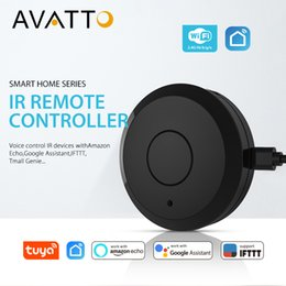 $enCountryForm.capitalKeyWord NZ - AVATTO S07 Tuya Universal Smart 2.4G WiFi IR Remote Control with Alexa,Google Home Voice Control Infrared Smart Home Automation