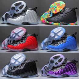 differently c52b5 8c3c5 Nuevos niños Penny Hardaway Guijarros con sabor a fruta Zapatos de  baloncesto Zapatillas deportivas para niños Chicos baratos Chicas Espuma  Zapatillas de ...