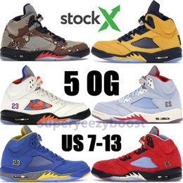 Ice cream shoes men online shopping - Jumpman s OG men Basketball shoes MICHIGAN Black Grape Fire Red Ice Blue University Red JSP Laney PSG Mens Trainers boots