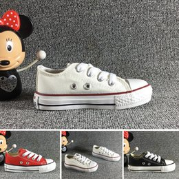 ShoeS 34 online shopping - New Unisex Low Top High Top Adult Women s Men s Big Kids star Canvas Shoes colors Laced Up Casual Shoes Sneaker shoes size