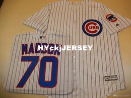 $enCountryForm.capitalKeyWord Australia - Cheap custom Chicago #70 JOE MADDON Cool Base Sewn Baseball Jersey W Patch NEW Mens stitched jerseys Big And Tall SIZE XS-6XL For sale