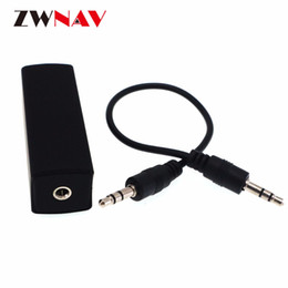 aux stereo system Australia - ZWNAV 3.5mm Aux Audio Noise Filter Ground Loop Noise Isolator for Car Stereo System Audio System Home Stereo Filter GPS
