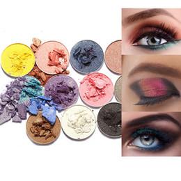 $enCountryForm.capitalKeyWord Australia - Red&Black Professional Shimmer Glitter Eye shadow 56 Colors eyeshadow Palette Beauty eye glitter Shimmer Crystal Shinner Makeup