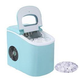 Machine cube online shopping - Qihang_top electric ice making machine commercial home use countertop bullet ice maker Automatic ice cube making machine