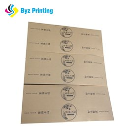 Roll labels pRices online shopping - Factory direct price Customized adhesive food label sticker roll label sticker honey label for best price