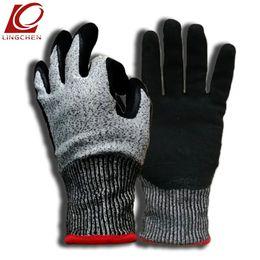 $enCountryForm.capitalKeyWord Australia - 1 Pair Anti Cutting Gloves Cuts Proof Glove Butcher Cutting Meat Fish Fillets Prevent Knife Cut Resistant Repair Gloves