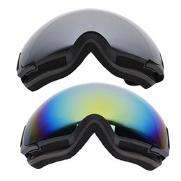 man climbing magnets NZ - Skiing Goggles Snowboard Eyewear Big Ski Mask Glasses Outdoor Magnet Double Layer Antifog Skiing Goggles for Man Women Climbing