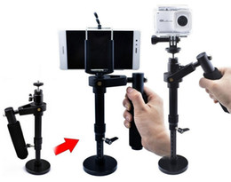 handheld camera stabilizers NZ - Calio S30 Mobile Stabilizer Yuntaigopro Handheld Stabilizer Motion Camera Anti-shake Stabilizer