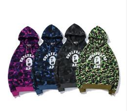 1eaef45cbd618 Bape shark jacket online shopping - 2019 Cheap New winter Hoodie Men s A  Bathing AAPE