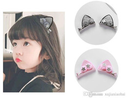 $enCountryForm.capitalKeyWord NZ - wholesale20 Styles Cute rabbit ears cat ears sprouting princess lady hairpin clip jewelry children hair clip headdress girl hair accessories