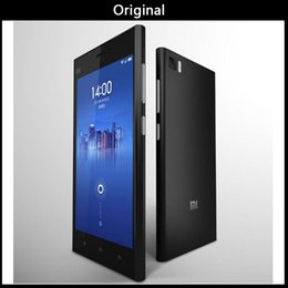 "$enCountryForm.capitalKeyWord NZ - New Original Xiaomi Mi3 Qualcomm Quad Core 2GB RAM 16GB ROM 5"" Miui V5 1080p 13mp Camera GPS 3G WCDMA Xiaomi Phone"