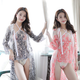 $enCountryForm.capitalKeyWord NZ - 2019 New. Popular style high -end lingerie robe perspective passion sexy suit manufacturer direct sales x