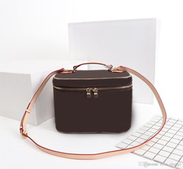 Chinese  New luxury fashion designer handbags global Limited Edition copy NICE BB designer luxury handbags purses leather High-capacity:M42265 manufacturers
