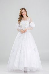 Sexy princeSS clothing online shopping - Halloween Women Cosplay Dress Queen Princess Theme Costume Female Funny Sexy Evening Party Stage Clothes