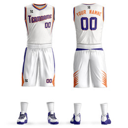 $enCountryForm.capitalKeyWord NZ - Sublimation Printing Customized team Mens Kids Youth Basketball Clothing Basketball Uniform Jersey Shorts Custom