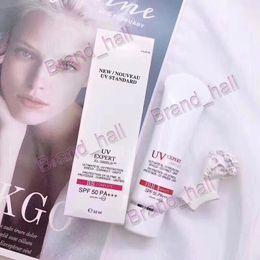 Oil Oily Skin Australia - Famous brand BB cream Skin care BB complete cream $PF50 UV expert XL-shield face makeup 50ml