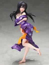 $enCountryForm.capitalKeyWord Australia - To LOVE Kotegawa Yui Sexy Anime Action Figure Art Girl Big Boobs Tokyo Japan Adult Products PVC Hot Sale Free Shipping