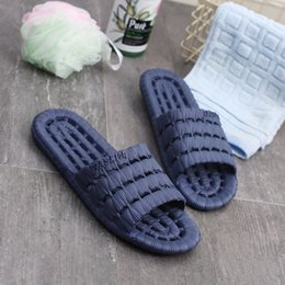 $enCountryForm.capitalKeyWord NZ - 2019 summer slippers men and women couples bathing hollow skid slippers swimming pool bathroom leaking home drag