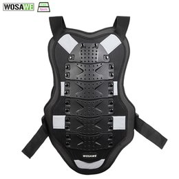 $enCountryForm.capitalKeyWord Australia - WOSAWE Back Support Chest Protect MTB Mountain Bike Cycling Motorcycle Body Protective Vest Racing Riding Skiing Protective Gear #70942