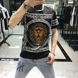 el zipper Canada - men's white T-shirt, short sleeve, INS fashion brand, Hong Kong Style youth subsidy, bottoming and printing in 2020isn solid ~Y09