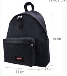 $enCountryForm.capitalKeyWord NZ - Eastpak Men and Women Classic Backpack Student Schoolbag Shockproof Decompression Backpack Waterproof Package laptop bag
