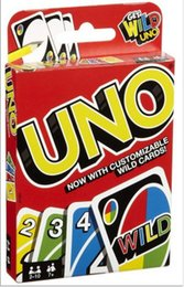 card games uno wholesale Canada - Party Games & Crafts UNO Card Games Wild DOS Flip Edition Board Game 2-10 Players Gathering Game Party Fun Entertainment