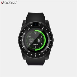 Facebook For Android Australia - ZZYD V88 Y1 Smart Watch Round Sharp Support Nano SIM with WhatsApp Facebook Business Smartwatch Push Message For IOS Android Free Shipping