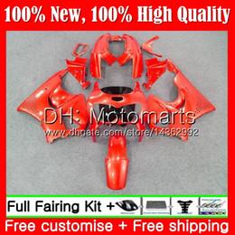 Cbr Yellow Rr Australia - Body For HONDA CBR 893RR CBR900RR Glossy red CBR893RR 94 95 96 97 71MT6 CBR 893 CBR900 CBR893 RR 1994 1995 1996 1997 New Fairing Bodywork
