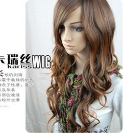 $enCountryForm.capitalKeyWord Australia - new fashion sexy women lady long full curly wavy hair wig wigs