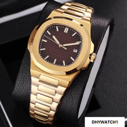 Power Reserve Men Sport Watches Australia - Luxury Collection Mechanical Automatic Watch For Men High Quality 20-Colors Sport Wristwatch Male Fashion Brand Steel Watches