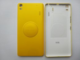 Vente en gros Nouveau Teana Version Porte Batterie Couvercle Arrière Cas de Logement Pour Lenovo K3 NOTE K50-T5 A7000 Avec Haut-Parleur En Céramique