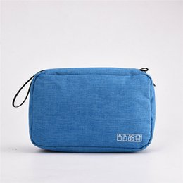 $enCountryForm.capitalKeyWord Australia - New Cosmetic Bag Waterproof Polyester Travel Cosmetic Makeup Toiletry Case Travel Organizer Storage Hanging Bag Fashion