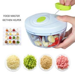 $enCountryForm.capitalKeyWord Australia - 500 900ML Powerful Manual Meat Grinder Hand-power Food Chopper Mincer Mixer Blender to Chop Meat Fruit Vegetable Nuts Shredders