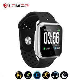 Ip67 Smart Watches Australia - LEMFO S226 Sport Smart Watch Men Hate Rate Sleeping Monitor Pedometer SmartWatches IP67 Waterproof For Android IOS Phone