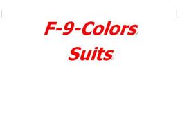 Venta al por mayor de F-9-Colors Suits Cantidad Buena Quanlity Bick Racing Moto Suits TODO IGUAL QUE ...