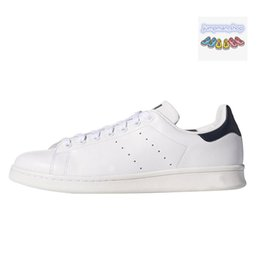 Discount balck lace - Luxury Fashion Smith mens womens Limited stan 2019 mens sneakers white balck Green pink red all black Blue New casual Fl
