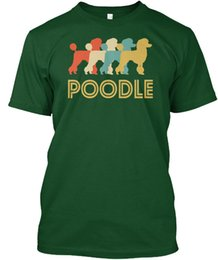Pop Tees Australia - mens designer t shirts shirt 2019 mens designer t shirts shirt luxury Poodle Pop - Popular Tagless Tee T-Shirt