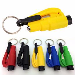 $enCountryForm.capitalKeyWord Australia - 3 in 1 Emergency Mini Safety Hammers Auto Car Window Glass Breaker Seat Belt Cutter Rescue Hammer Car Life-saving Escape Tool