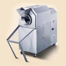 $enCountryForm.capitalKeyWord Australia - Beijamei New Stainless Steel Gas Food nuts roaster Commercial Cashew peanuts chestnuts nut roasting processing machine