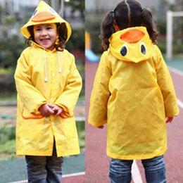 $enCountryForm.capitalKeyWord Australia - Waterproof Rain Suit Polyester Kids Raincoat Cartoon Children Rain Wear