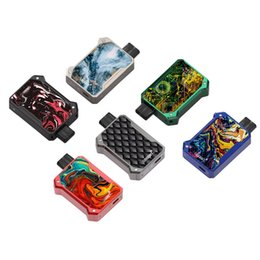 advance batteries Australia - Original Smoant Battlestar Baby Kit Built-in 750mAh Battery 2ml Cartridge Advanced Ant Smart Chip 6 Colors Ecig dhl free