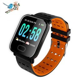 $enCountryForm.capitalKeyWord Australia - 2019 Cheap Smartwatch A6 Smart bracelet with Heart rate Monitor Blood Pressure IP67 Smart Watch Band xiaomi huawei iphone