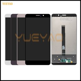 Huawei Mate Lcd Display Touch Screen Australia - Mate 9 LCD Display Touch Screen Digitizer For Huawei Mate 9 LCD With Frame Mate9 MHA-L09 MHA-L29 Screen Replacement Parts