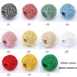 Crochet Blankets For Babies Australia - 100m roll High Quality Warm DIY Milk Cotton Yarn Baby Cotton Yarn for Knitting Children Hand Knitted Yarn Knit Blanket Crochet Cord
