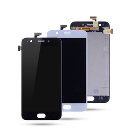 $enCountryForm.capitalKeyWord Australia - New Products High Quality LCD for OPPO A57 LCD with Touch Screen Display Digitizer Assembly Black White Color Free Shipping