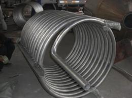 Aquarium Tubing Australia - titanium tube coil for aquarium titanium coil heat exchanger for chemical equipment cheap price seamless titanium coil tubing for sale