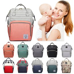 $enCountryForm.capitalKeyWord Australia - Fashion Mommy Diaper Bag Baby Bag Mummy Wheelchairs Carriage Backpack Mother Changing Bag Maternity Baby Care Stroller Nappy