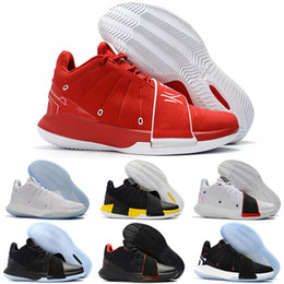 bc778d163e4e 2018 New Athletic CP3 XI Taxi Home Men Outdoor Shoes Chris Paul Red Black  White Mens Trainers Sneakers Size 7-12