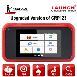 Honda Engines Australia - LAUNCH CRP123E X431 OBD2 Code Reader With Engine ABS Airbag SRS Transmission systems OBDII Diagnostic Tool CRP123E Free Update