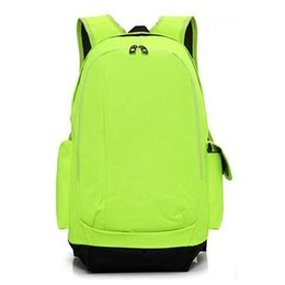 kid student backpack UK - 19ss New Stylist Backpack High Quality School Bag Casual Multicolor Shoulder Bag For Student Adult Kids